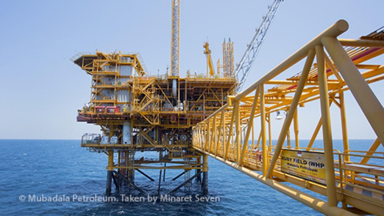 Sample Foto Offshore Platform Facilities